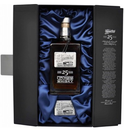 Hammer Head whisky 25YO 0,7l 40,7%