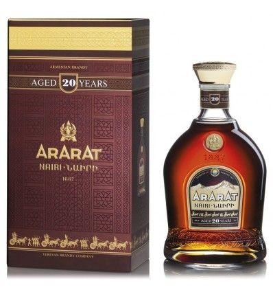 Ararat 20y 0,7l 40%