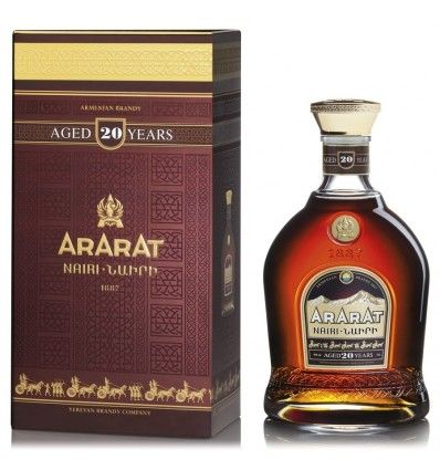 Ararat 20yo 0,7l 40%