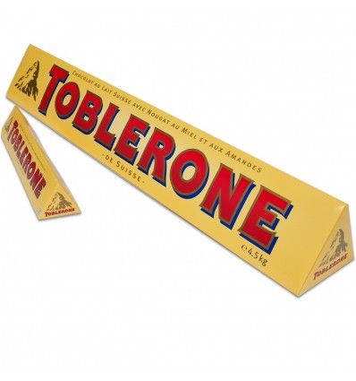 Toblerone čokoláda mléčná 4500g