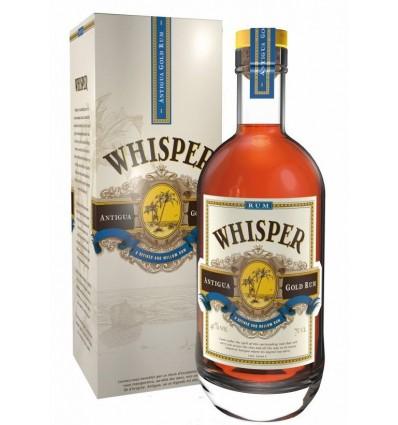Whisper Antiqua Gold 0,7l 40%