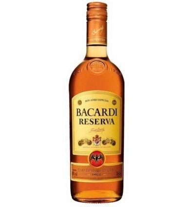 Bacardi Reserva Rum 0,7l 40%