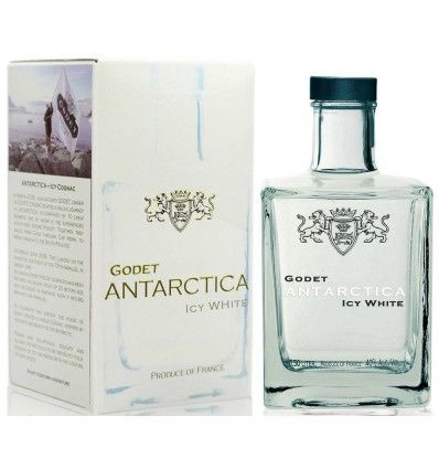 Godet Antarctica Folle Blanche Cognac 7yo 0,5l 40%