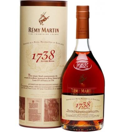 Rémy Martin 1738 Accord Royal 0,7l 40%