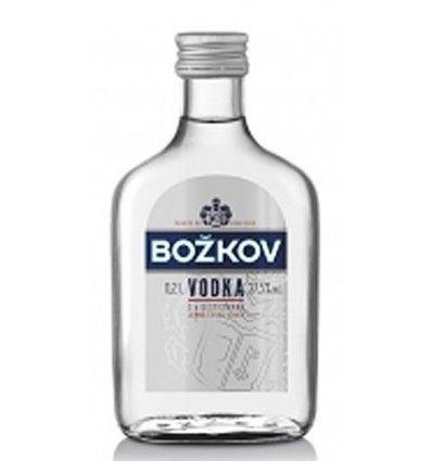 Božkov vodka 0,2l 37,5%