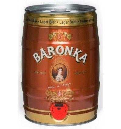 Žatec Baronka 13° soudek 5l