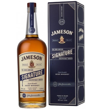 Jameson Signature Reserve Irish Whiskey 1l 40%