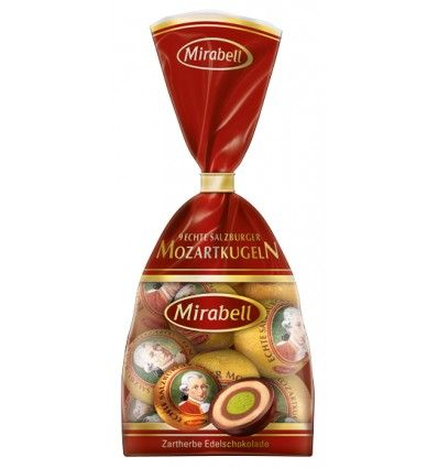 Mirabell Mozartovy koule 150g sáček