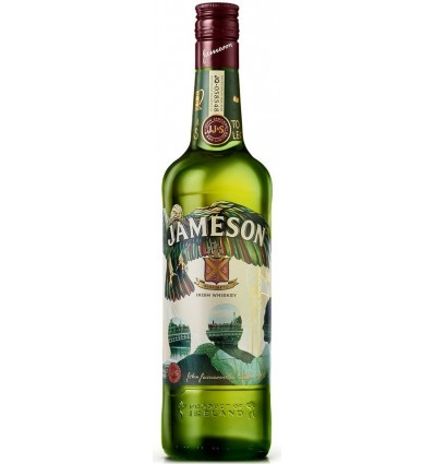 Jameson st. Patrick Day 1l 40% 2018