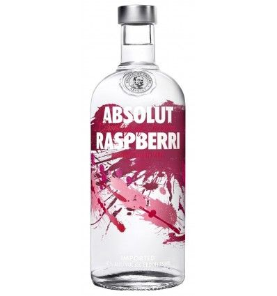 Absolut vodka Raspberry 40% 0,7l