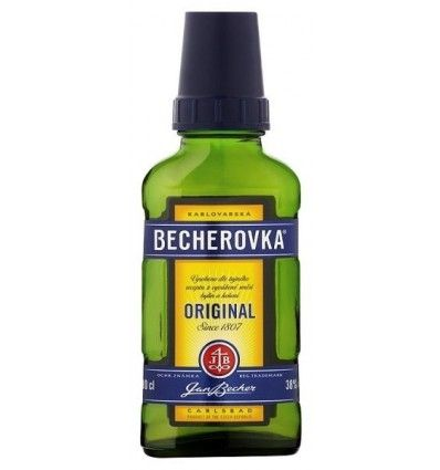 Becherovka mini 0,1l 38%