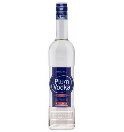Plum Vodka R. Jelínek 0,5l 38%