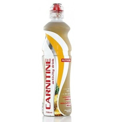 CARNITINE ACTIVITY DRINK ANANAS 0,75L