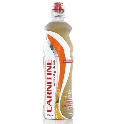 CARNITINE ACTIVITY DRINK POMERANČ 0,75L