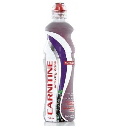 CARNITINE ACTIVITY DRINK černý rybíz 0,75L