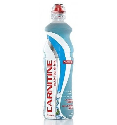 CARNITINE ACTIVITY DRINK cool 0,75L
