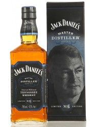 Jack Daniels Master Distiller Series No. 6 Whiskey 0,7l 43%