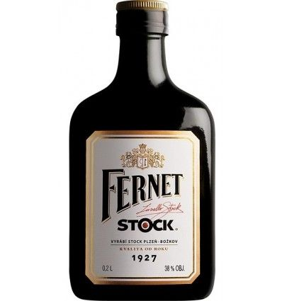 Fernet Stock 0,2l 38%