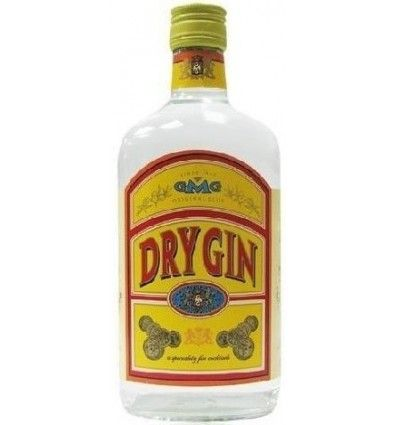 Gin GMG Dry 0,7l 37,5%