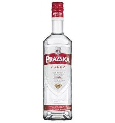 Pražská vodka 0,5l 37,5%
