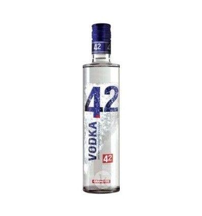 Vodka 42 Blended 0,5l 42%