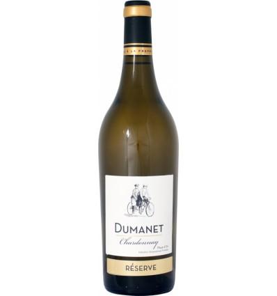 Víno Chardonnay Blanc Dumanet 2017 0,75l
