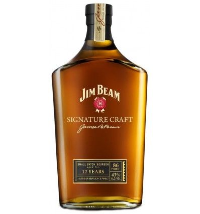 Jim Beam Signature Craft 12YO 0,7l 43%