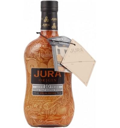 Jura Origin Whisky 10yo 0,7l 40%