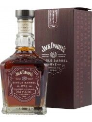 Jack Daniels Single Barrel Rye Whiskey 0,7l 45%