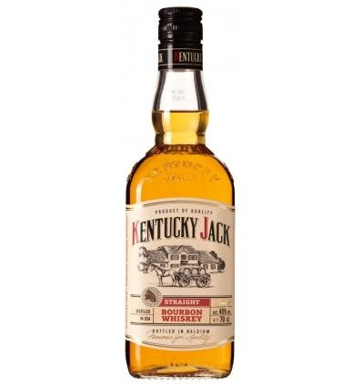 Kentucky Jack 3YO 0,7l 40%