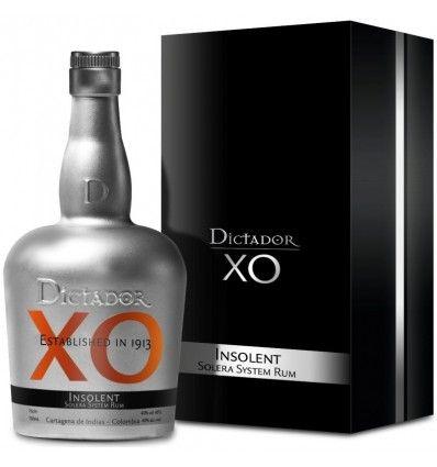 Dictador XO INSOLENT Solera System Rum 0,7l 40%