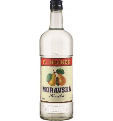 Moravská Hruška R. Jelínek 1l 40%