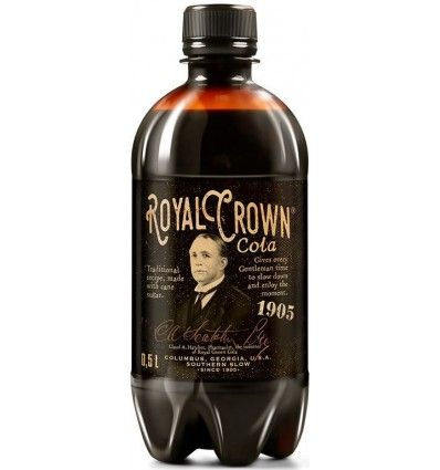 Royal Crown Cola Classic PET 0,5l