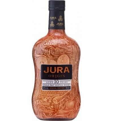 Isle of Jura Origin Whisky 10yo 0,7l 40%