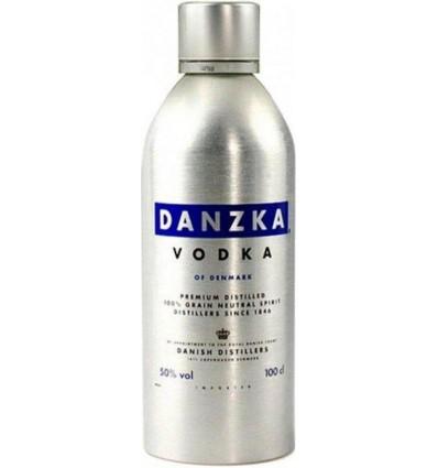 Danzka Blue Vodka 1l 50%