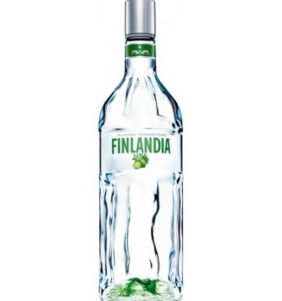 Finlandia Lime vodka 1l 37,5%