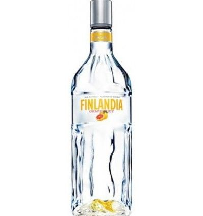 Finlandia Grapefruit Vodka 1l 37,5%