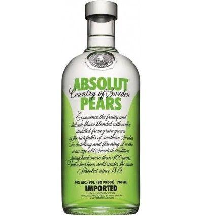 Absolut Vodka Pears 0,7l 40%