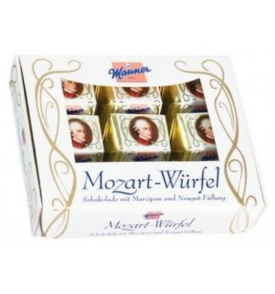 Manner Mozart Wurfel bonboniera 118g