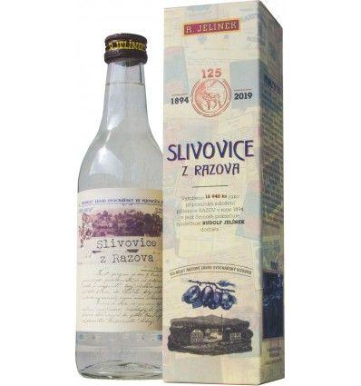 Slivovice Razovská 0,35l