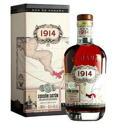 Ron 1914 Edicion Gatún 0.7l 41.3%