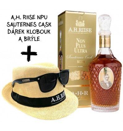 A.H.Riise NPU Sauternes Cask 0,7l 42%