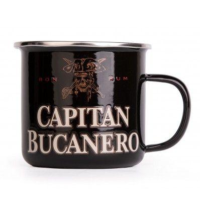 Plechový hrnek Bucanero