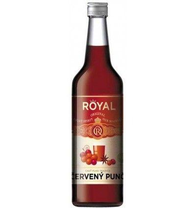 Royal Červený Punč 0,5l 20%
