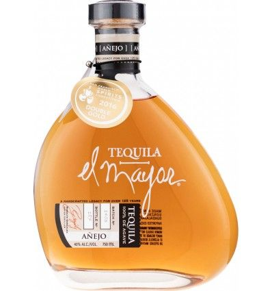 Tequila El Mayor Anejo 0,75l 40%
