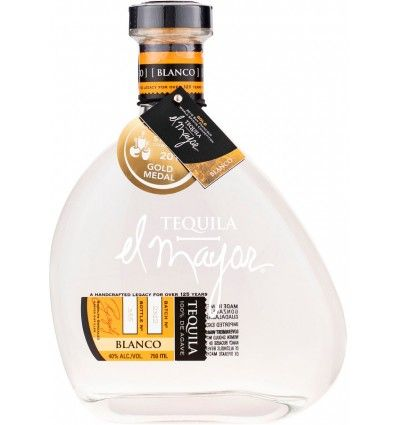 Tequila El Mayor Blanco 0,75l 40%
