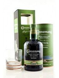 Connemara Single Malt 0,7l 40% + sklo