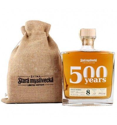 Stará Myslivecká Single Barrel Bourbon 8y 0,7l 40%