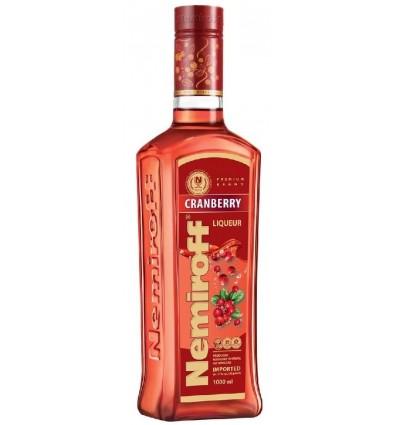 Nemiroff Cranberry 1l 21%