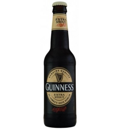 Guinness extra stout pivo 0,33l 5%